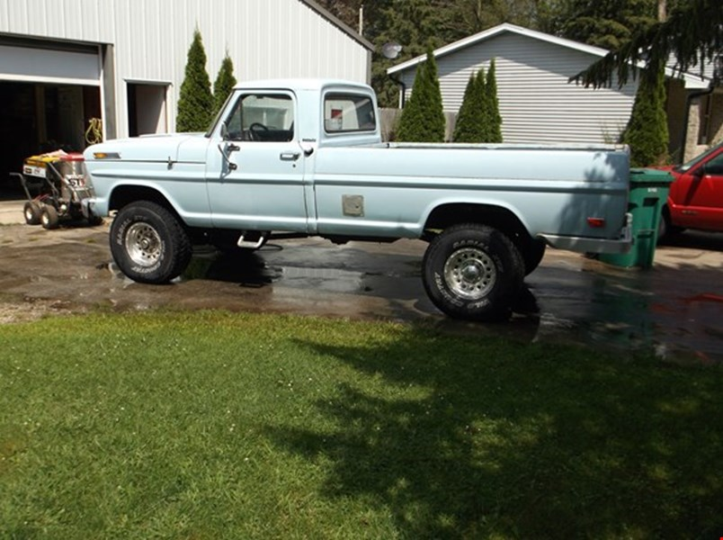 Ford F250 Parts >> Parts Wanted 1969 Ford F 250 Partingout Com